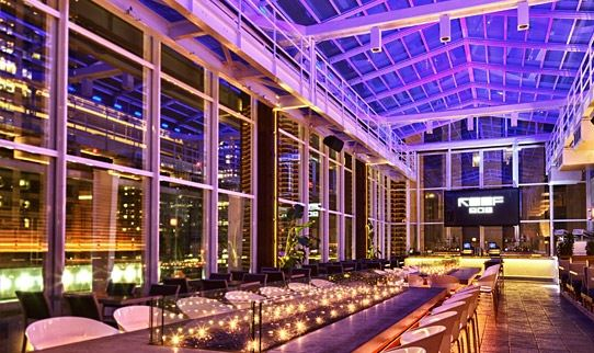 All Will Take Place In The Stunning And Spacious Lounge On The 27th Floor  Called The ROOF. The ROOF Provides Sweeping Views Of Chicago For A  Breathtaking ...